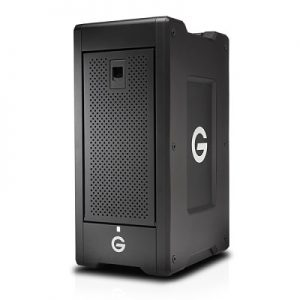 G-SPEED Shuttle XL Thunderbolt 3