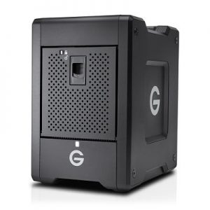 G-SPEED Shuttle Thunderbolt 3