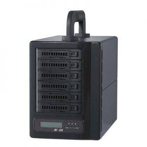 ARC-8050T3-6M (2.5″) Raid Enclosure