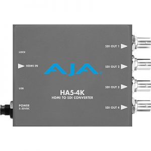 HA5-4K 4K HDMI to 4K SDI Mini Converter