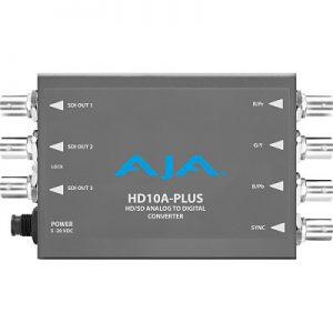 HD10A-Plus HD Analog to HD-SDI Converter