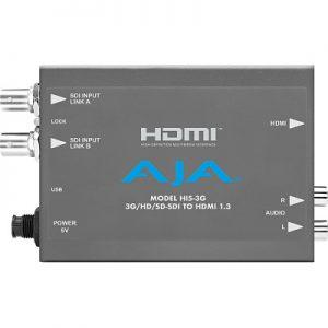 Hi5-3G 3G-SDI to HDMI Mini Converter