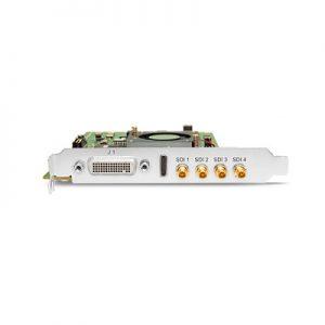 KONA 4 4K, 2K, 3G/Dual Link/HD/SD I/O PCIe Card