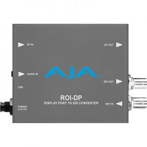 ROI-DP DisplayPort to SDI with ROI scaling