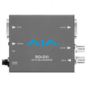 ROI-DVI DVI/HDMI to SDI with ROI scaling