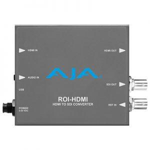 ROI-HDMI HDMI to SDI with ROI scaling