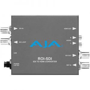 ROI-SDI 3G-SDI to HDMI/3G-SDI Scan Converter