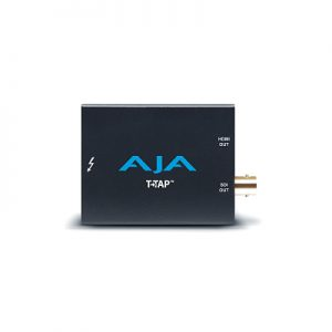 T-TAP Thunderbolt Powered SDI & HDMI Output