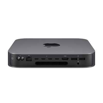 Apple Mac mini back