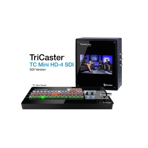 TriCaster Mini HD-4 SDI