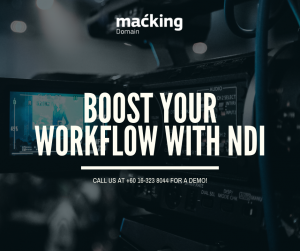 Boost Your Workflow with this Simple Guide To NDI