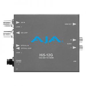 Hi5-12G 12G-SDI to HDMI 2.0 Converter