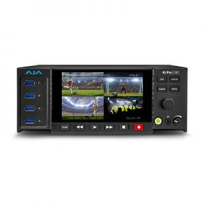 Ki Pro Go Multi-Channel HD H.264 USB 3.0 Recorder and Player