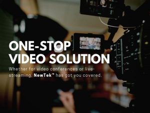 Need to Live-Stream for your church? NewTek TriCaster may be what you're looking for.